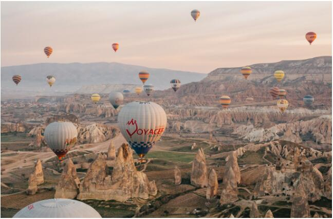 THE BEST OF CAPPADOKIA