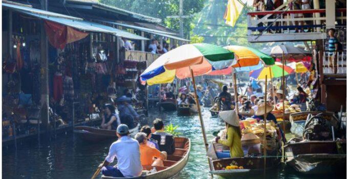 Thailand and Angkor