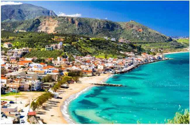 The atmospheric villages of Crete