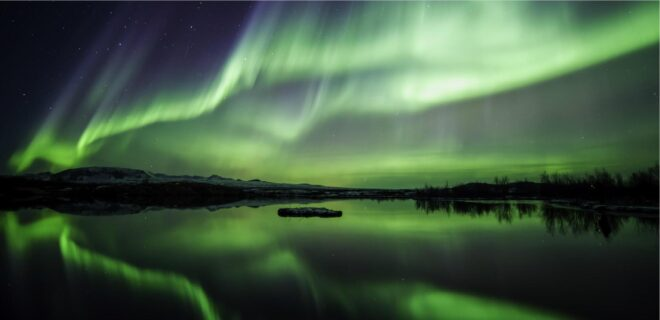 Best time to visit the Northern Lights in Iceland