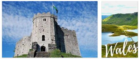 Wales Travel Information
