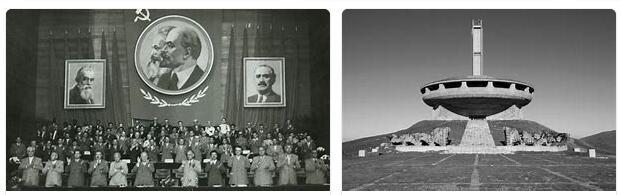 Bulgaria History Communist