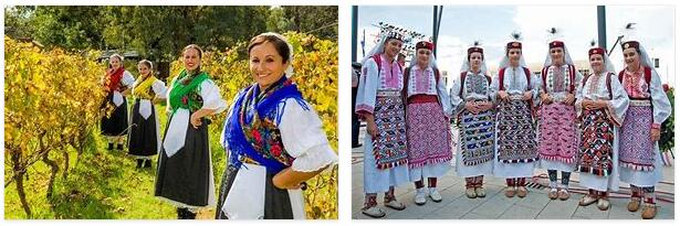 Croatia Traditions