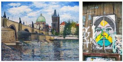 Czech Republic Arts