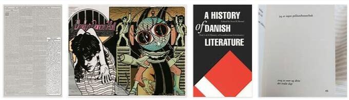 Denmark Contemporary Literature