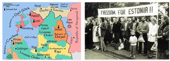 History of Estonia 1