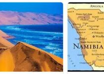 Information about Namibia