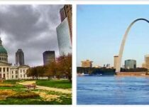 St. Louis for Tourists